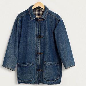 Summit Hill Vintage Denim Chore Jacket